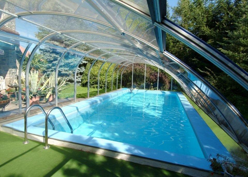Schwimmbadüberdachung Blog