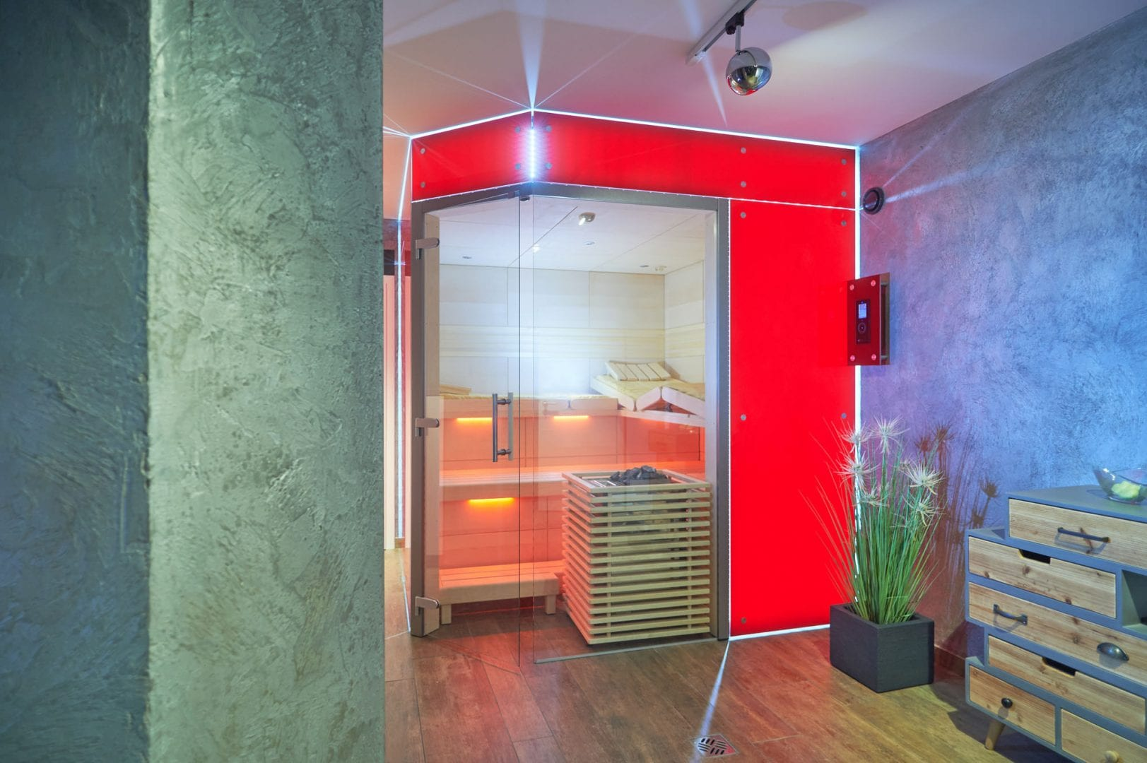Sauna Ultraline