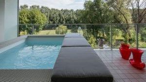 Schwimmbad zuhause