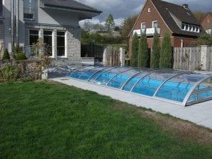 Flair Poolüberdachung