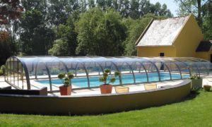 Zenith Poolüberdachung