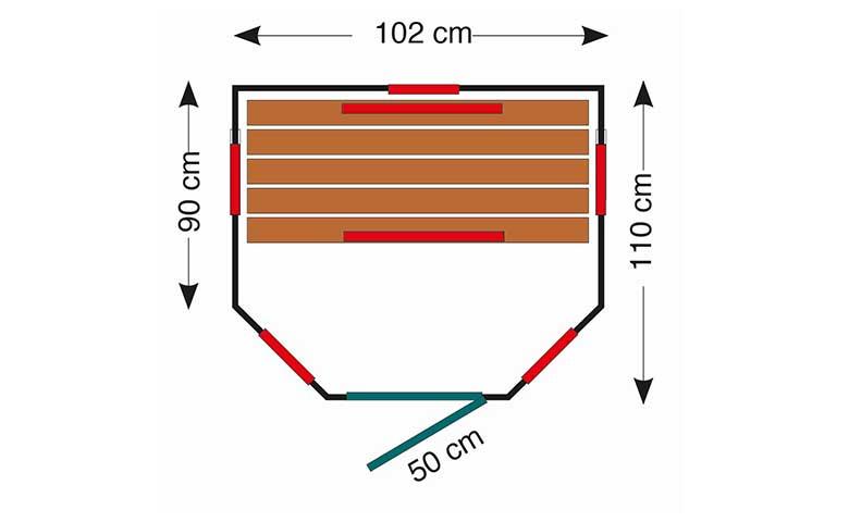 Modell-ID-100-U-Grundriss